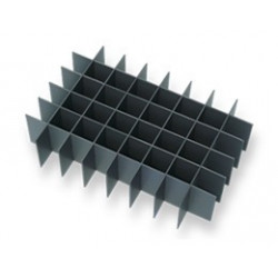 Cardboard cryoboxes dividers