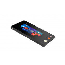 IP65 Win8.1 inch 2D barcode rugged tablet