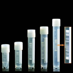 Cryotubes à jupe (500U)