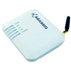 GSM gateway for alerts
